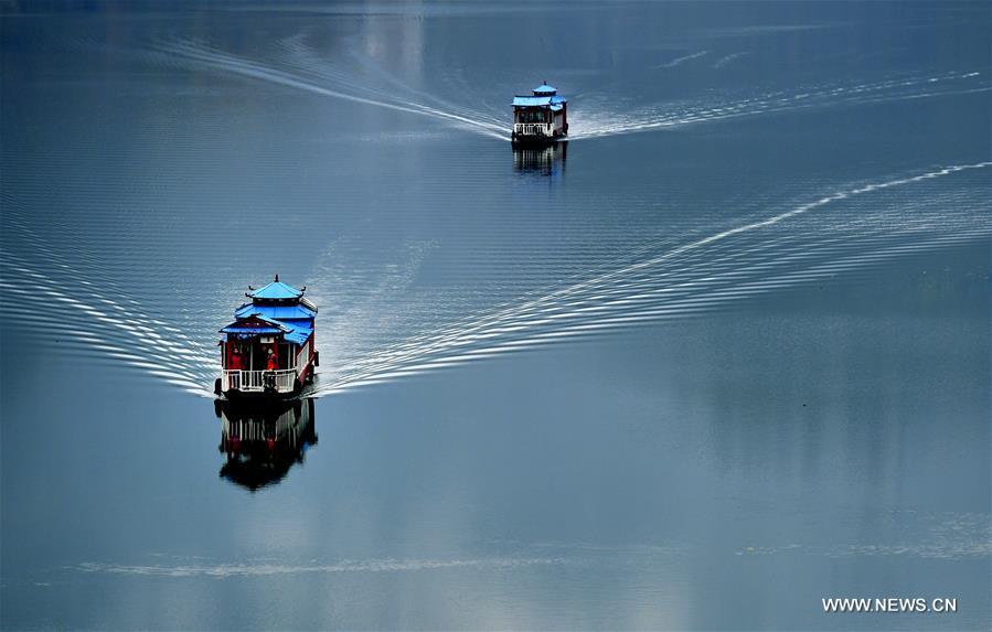 #CHINA-HUBEI-XUAN'EN-SCENERY (CN)