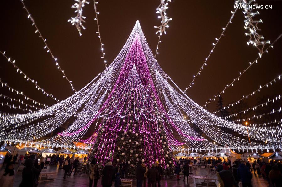 LITHUANIA-VILNIUS-CHRISTMAS SEASON