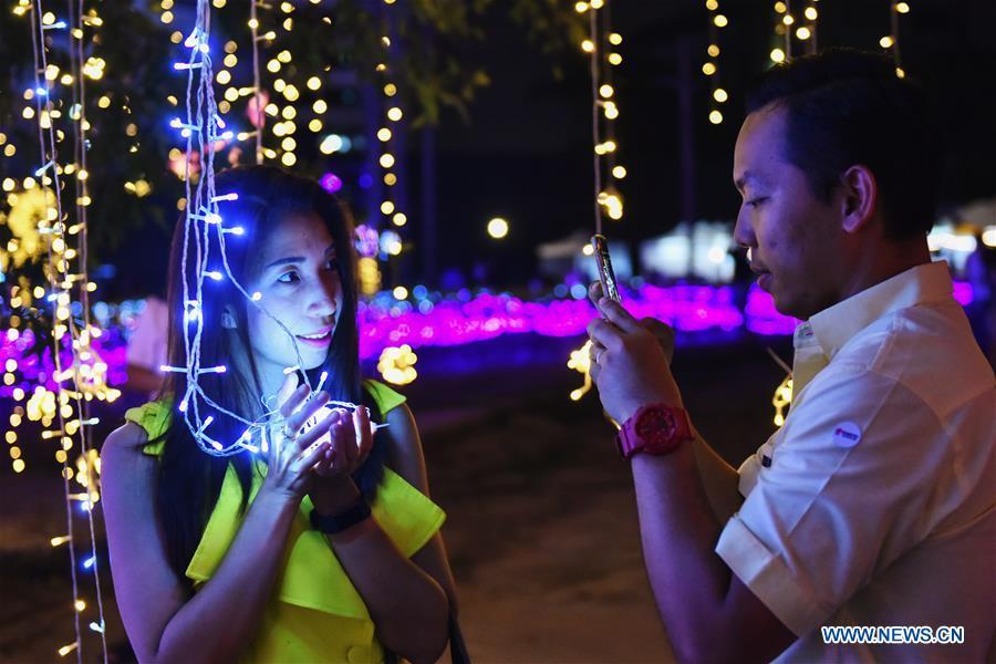 THAILAND-BANGKOK-ART-ILLUMINATION-FESTIVAL