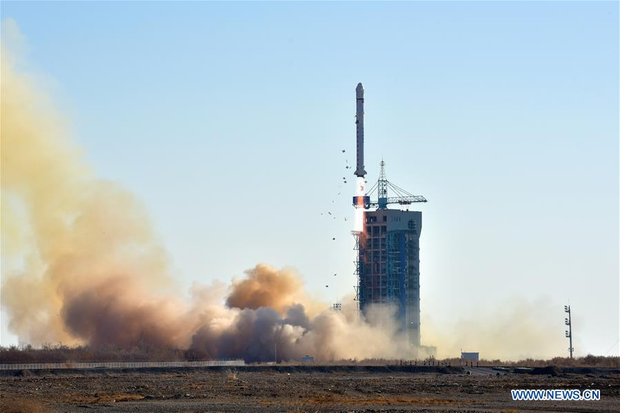 #CHINA-GANSU-JIUQUAN-SATELLITE-LAUNCHING (CN*)