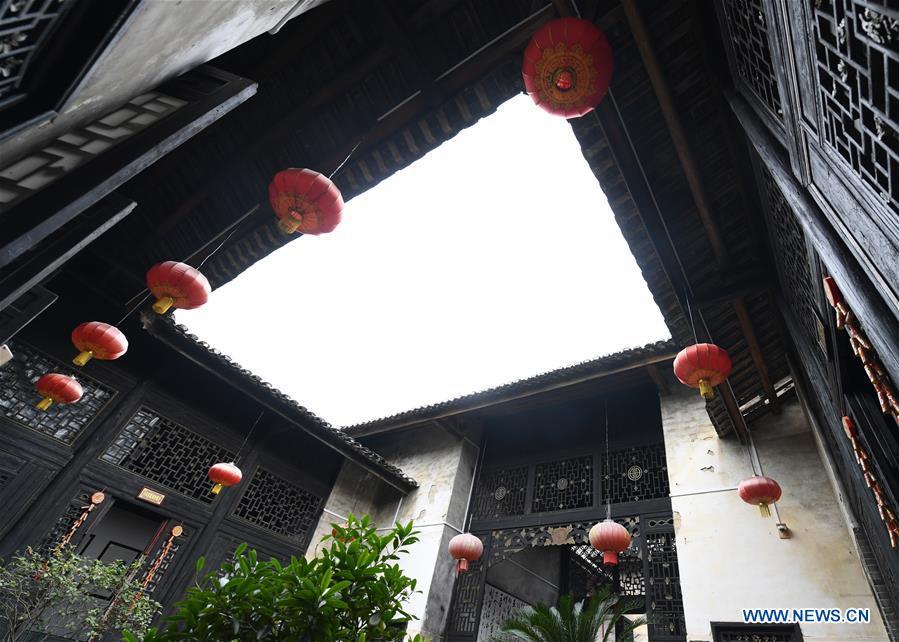 CHINA-GUANGXI-HAKKA WALLED VILLAGE(CN)