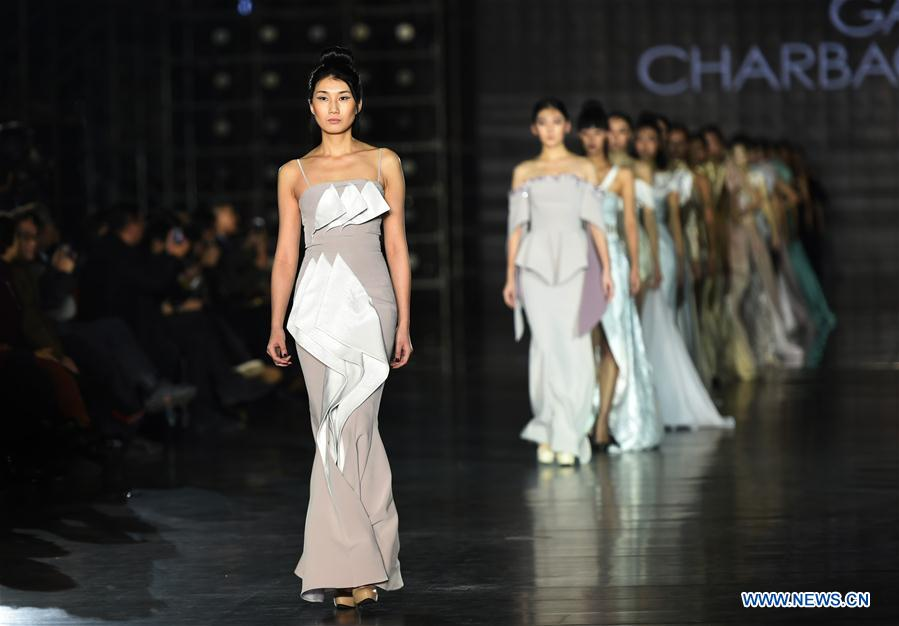 CHINA-HARBIN-FASHION SHOW (CN)