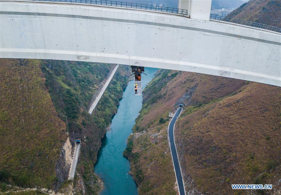 CHINA-GUIZHOU-BRIDGE MAINTENANCE(CN)