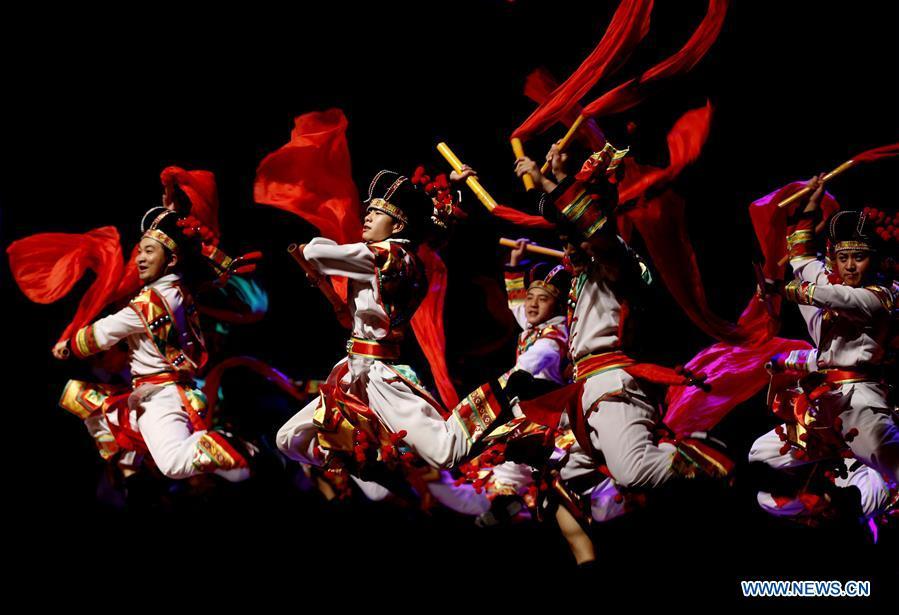 MYANMAR-YANGON-CHINA-LUNAR NEW YEAR-CELEBRATION