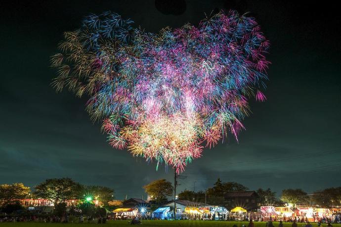 Amazing Fireworks Festivals in Japan