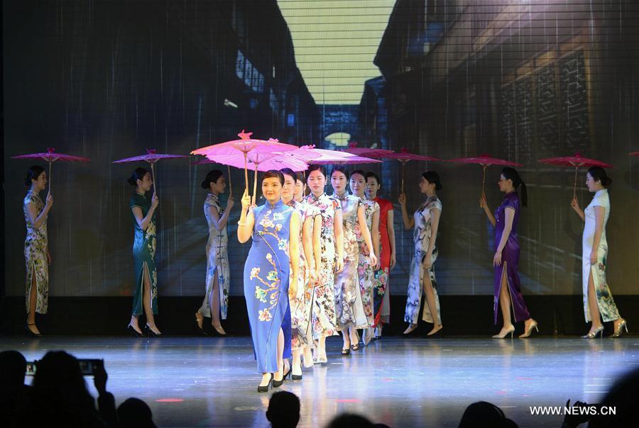 #CHINA-HANGZHOU-INTERNATIONAL WOMEN'S DAY-CELEBRATIONS (CN)