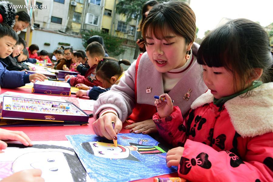 #CHINA-JIANGSU-INTERNATIONAL WOMEN'S DAY-UPCOMING (CN)