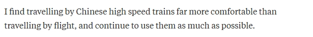 China's high-speed rail,one of the most talked about topics on Quora