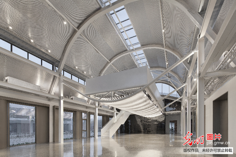 Pavilion of China Press conference of Venice Architecture Biennale held in Beijing