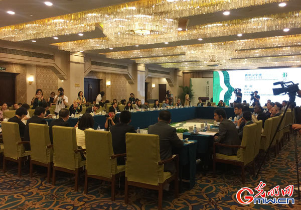 2018 Visiting Program for Young Sinologists opens in Beijing