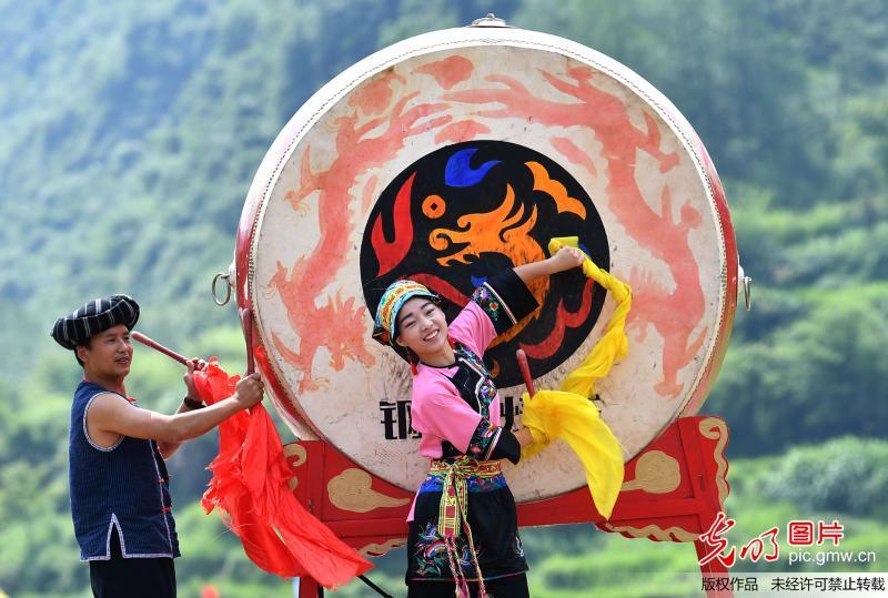 Ten photos across China