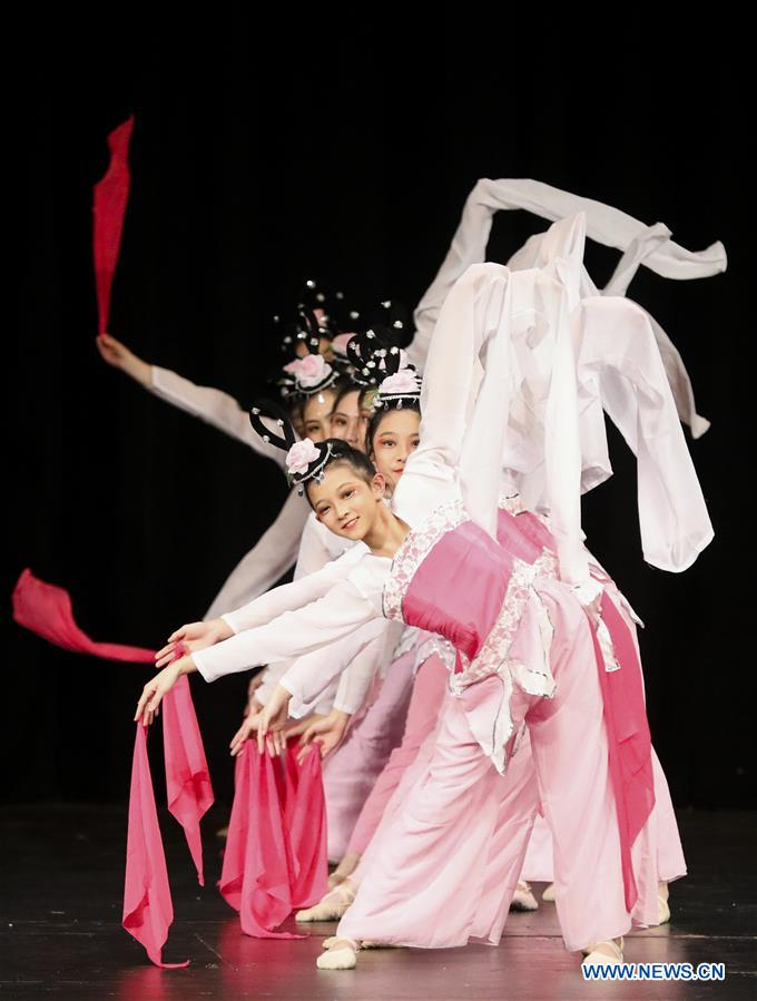 U.S.-PHILADELPHIA-NEW YEAR CELEBRATION-TRADITIONAL CHINESE CULTURE-PERFORMANCE