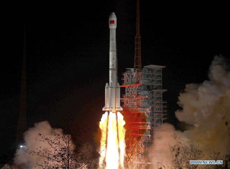 CHINA-XICHANG-SATELLITE-LAUNCH (CN)