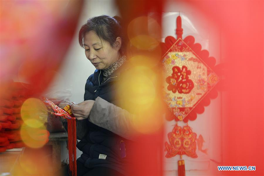 CHINA-HEBEI-XINGTAI-CHINESE KNOT (CN)