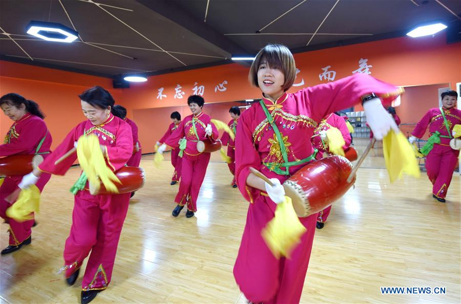 CHINA-HEBEI-CULTURE-TRAINING (CN)