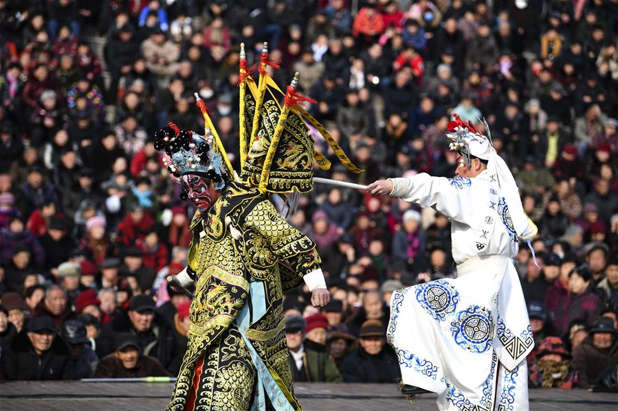 #CHINA-ANHUI-BOZHOU-FOLK OPERA (CN)