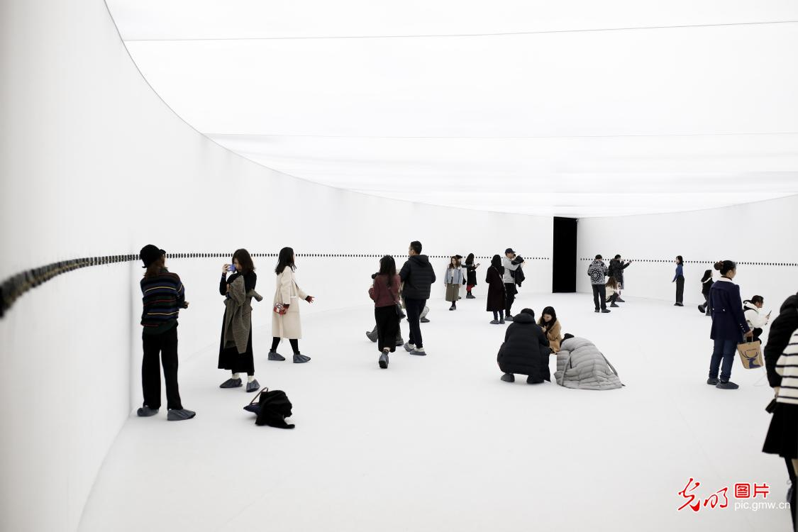 In pics: the 12th Shanghai Biennale