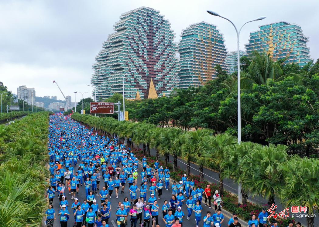 2019 Hainan (Sanya) International Marathon held