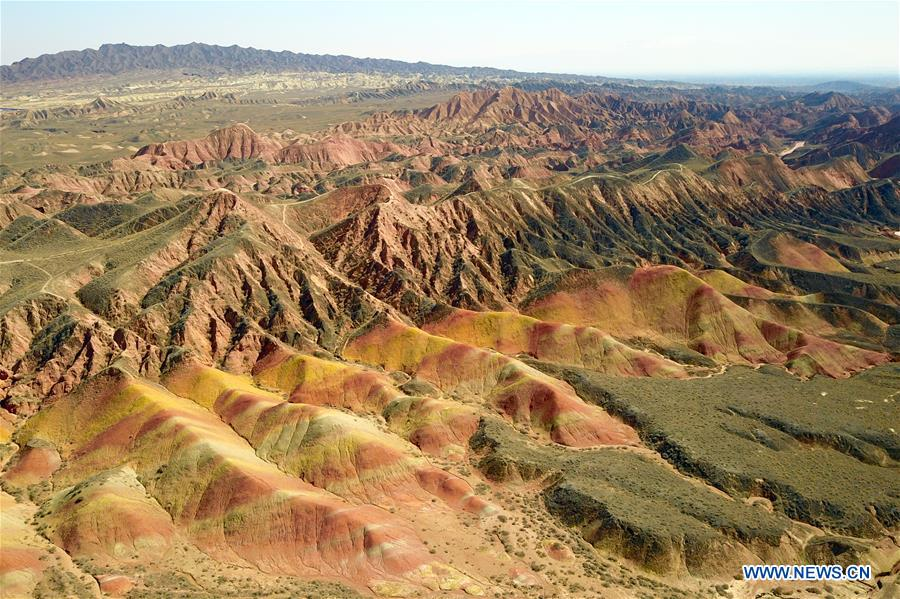 CHINA-GANSU-ZHANGYE-DANXIA LANDFORM(CN)