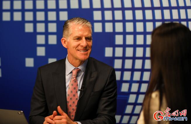 """Nu Skin Enterpirses CEO:Fulfilling CSR actively by becoming """"Force for Good"""""""