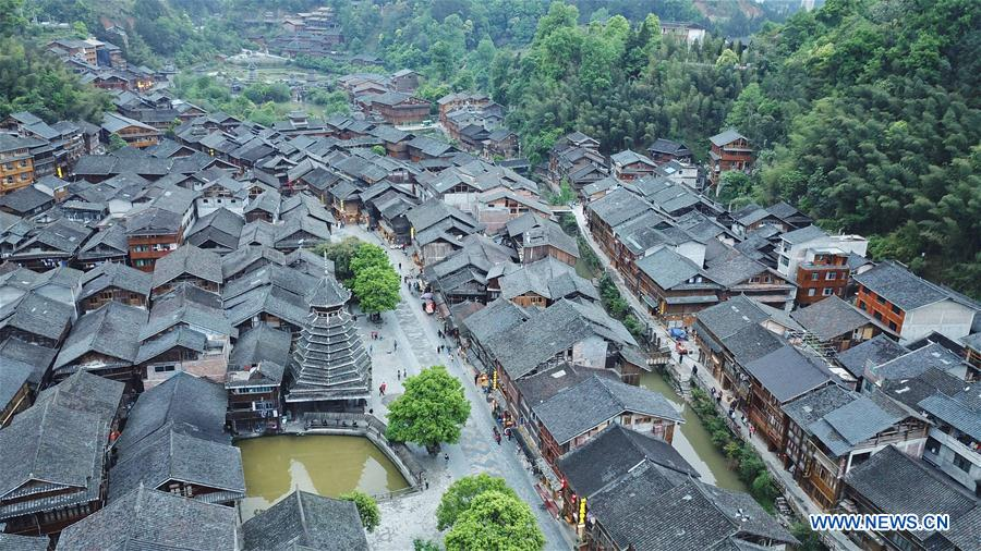 CHINA-GUIZHOU-LIPING-DONG VILLAGE (CN)