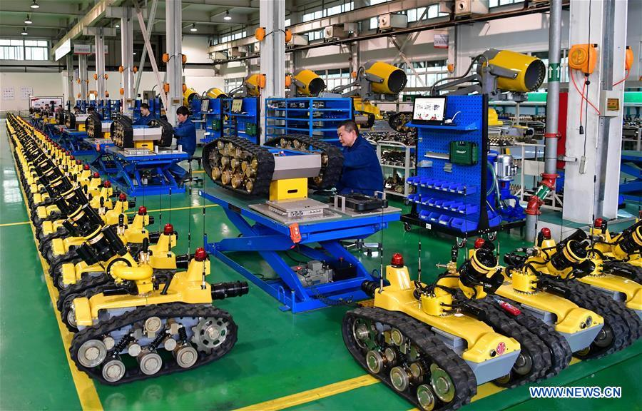 CHINA-HEBEI-TANGSHAN-INDUSTRIAL TRANSFORMATION-UPGRADE (CN)
