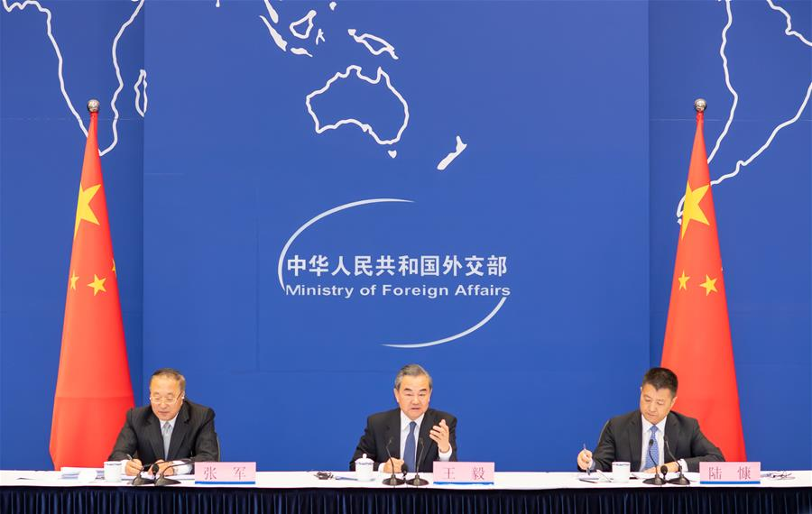 CHINA-BEIJING-BRF-PRESS BRIEFING (CN)