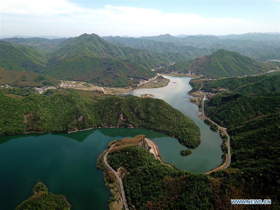 CHINA-ANHUI-DABIESHAN MOUNTAIN-TOURISM-POVERTY ALLEVIATION (CN)