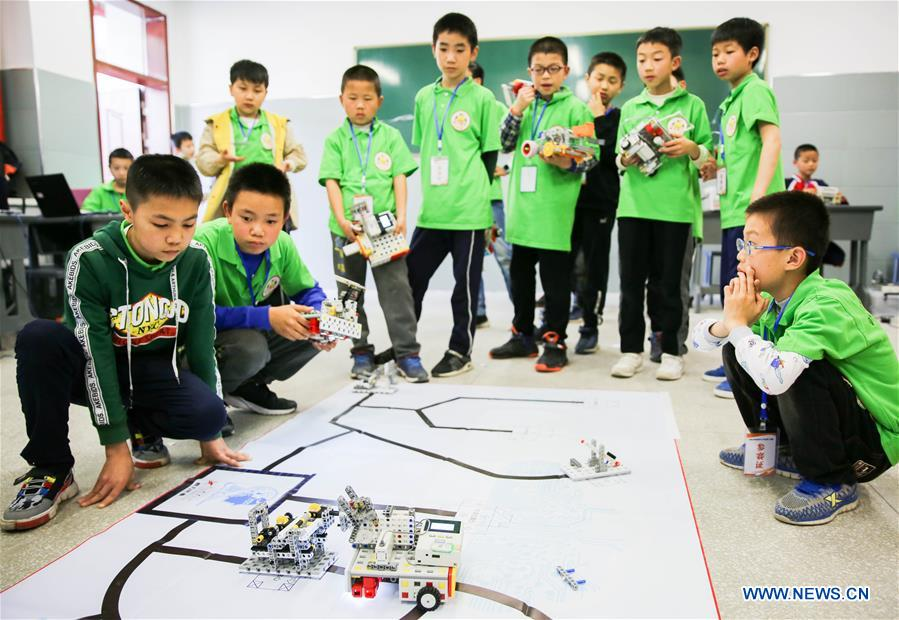 #CHINA-HUNAN-ADOLESCENT ROBOTICS COMPETITION (CN)