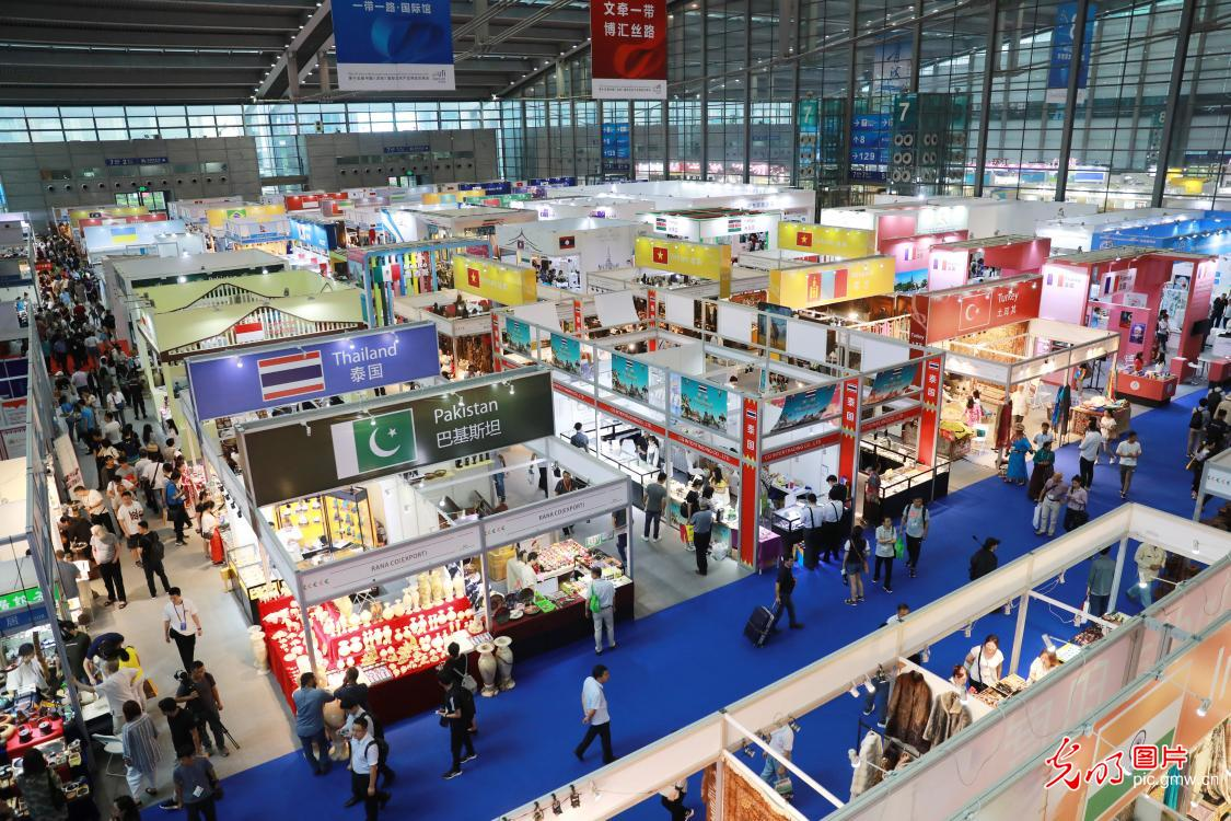 China Int'l Cultural Industries Fair held in Shenzhen