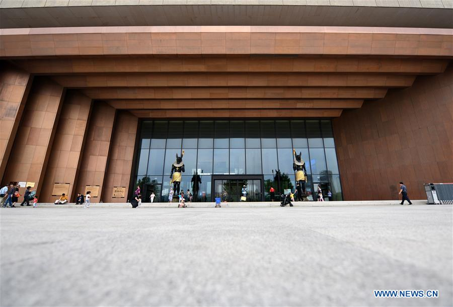 CHINA-TIANJIN-MUSEUM-EGYPT-EXHIBITION (CN)