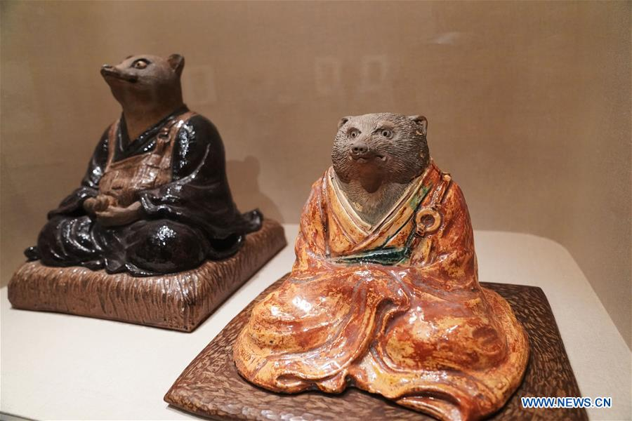 U.S.-WASHINGTON D.C.-EXHIBITION-THE LIFE OF ANIMALS IN JAPANESE ART