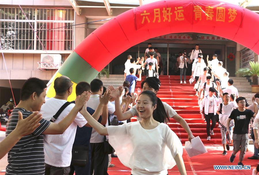 #CHINA-NATIONAL COLLEGE ENTRANCE EXAM (CN)