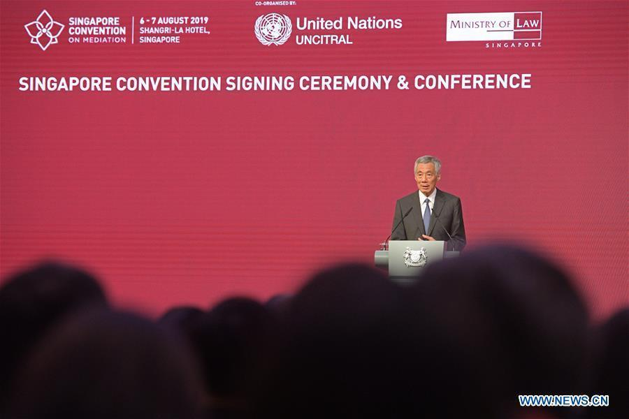 SINGAPORE-CONVENTION ON MEDIATION