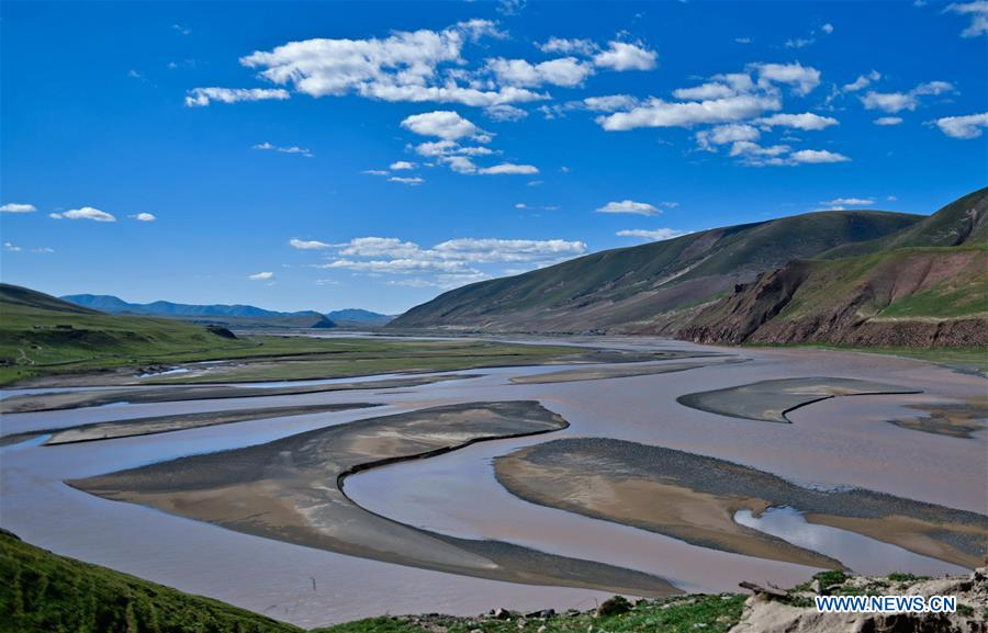 CHINA-QINGHAI-YUSHU-TONGTIAN RIVER (CN)