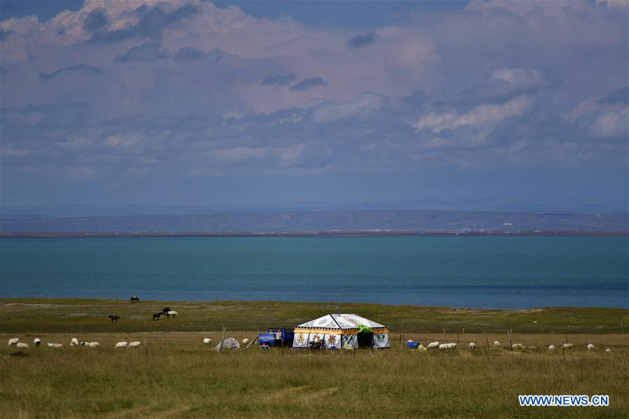 CHINA-QINGHAI-LAKE-TOURISM (CN)