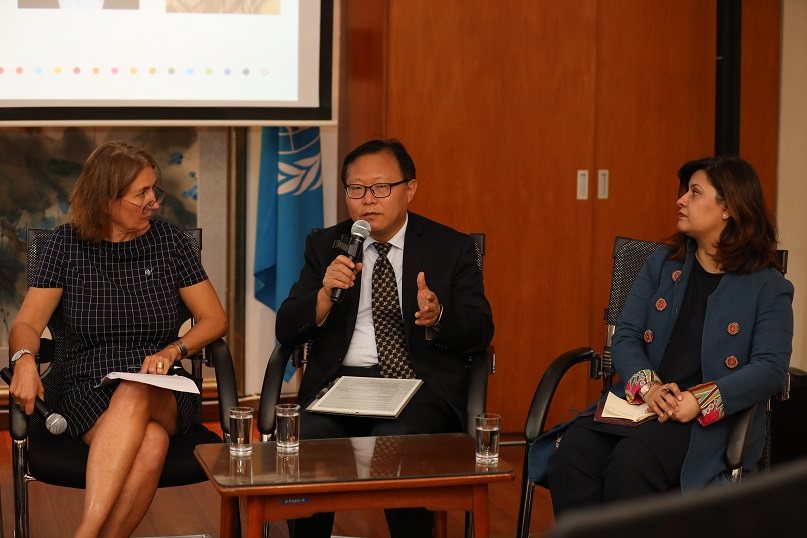 2019 South-South Cooperation to Boost Action for Climate