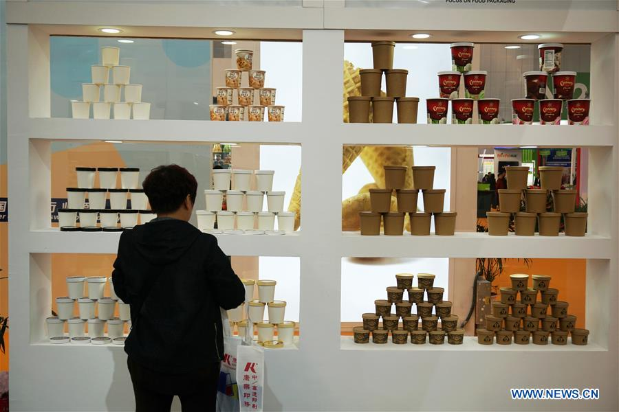 CHINA-TIANJIN-ICE CREAM INDUSTRY EXHIBITION (CN)