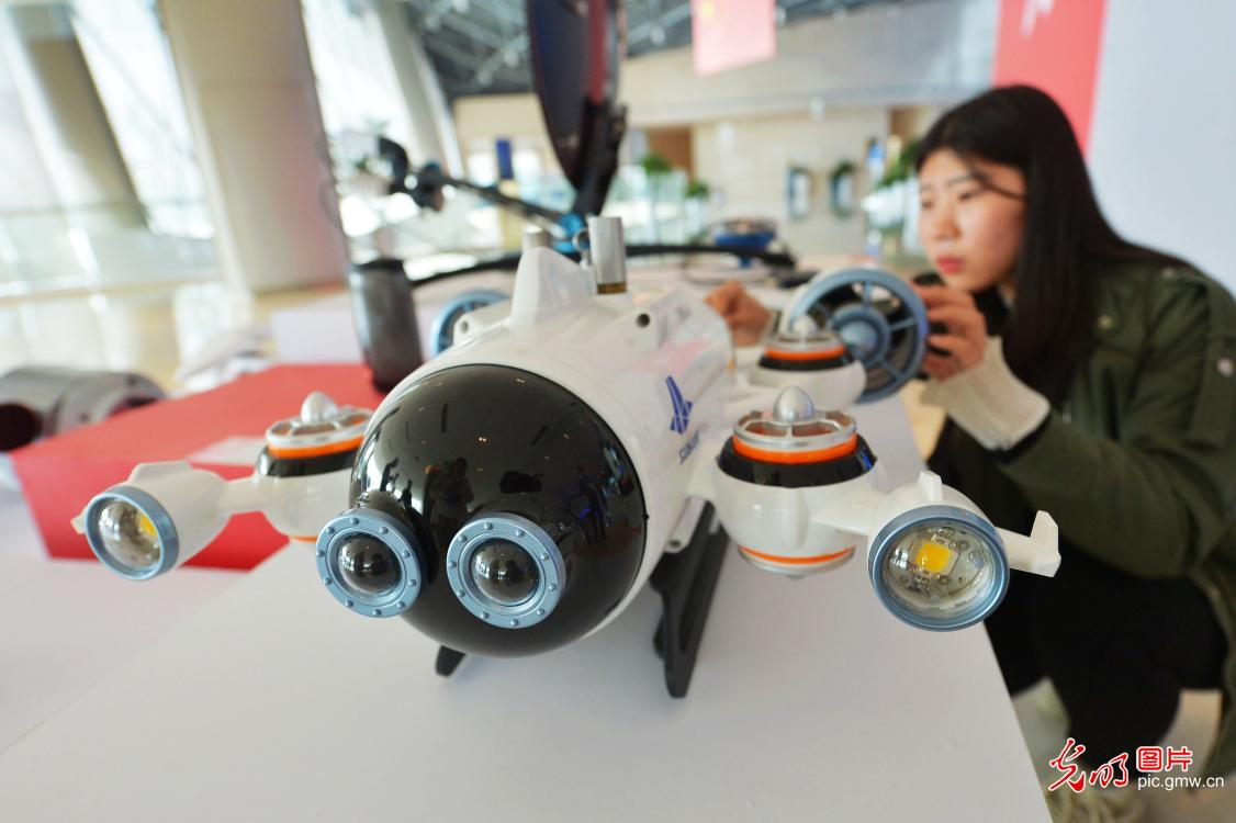 Nearly 200 award-winning works unveiled at the Qingdao Industrial Design Week
