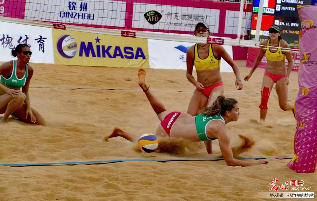 FIVB Beach Volleyball World Tour 2019