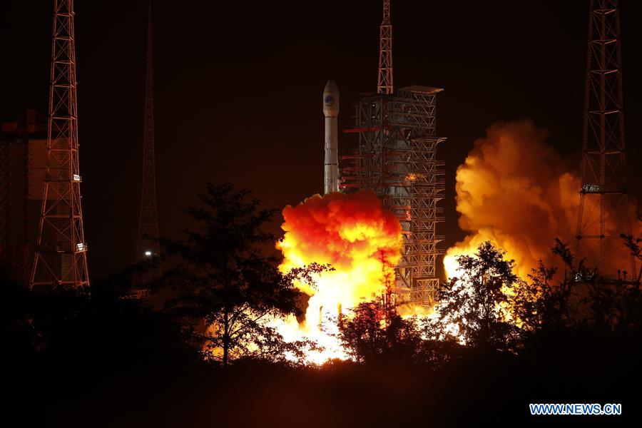 CHINA-SICHUAN-SATELLITE-BEIDOU-LAUNCH (CN)