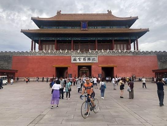 浪漫骑友 缘定北京