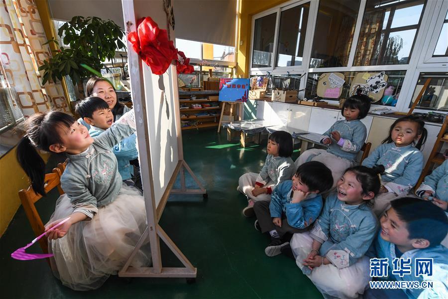 """(教育)(6)幼儿园里的""""国学课堂"""""""