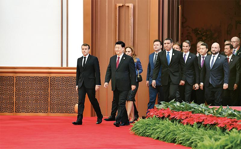 不忘初心 接續奮斗 全力開拓中國特色大國外交新局面