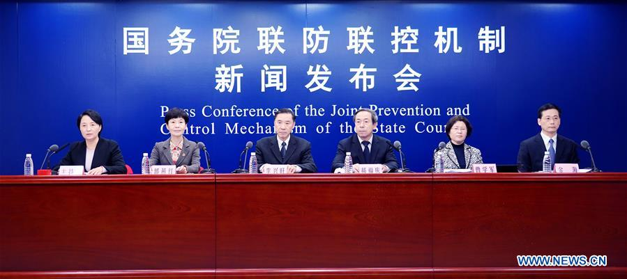 CHINA-BEIJING-PRESS CONFERENCE-NOVEL CORONAVIRUS (CN)