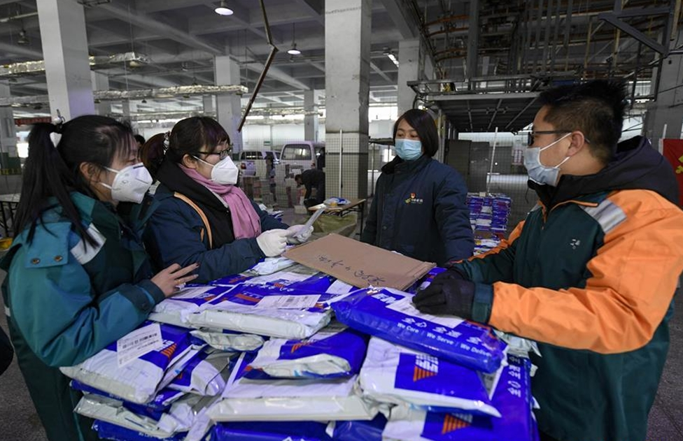 China Post launches textbook delivery service for students in Yinchuan, NW China