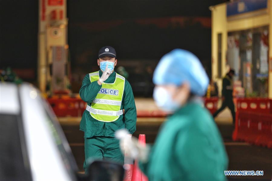 #CHINA-ZHEJIANG-ZHOUSHAN-COUPLE-DEDICATION (CN)