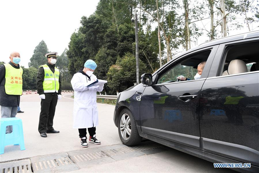CHINA-CHONGQING-NCP-PREVENTION AND CONTROL(CN)