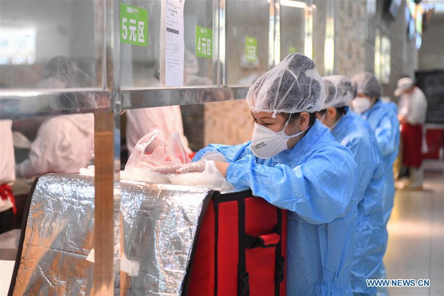 CHINA-HUNAN-SANY HEAVY INDUSTRY-PRODUCTION-RESUMPTION (CN)