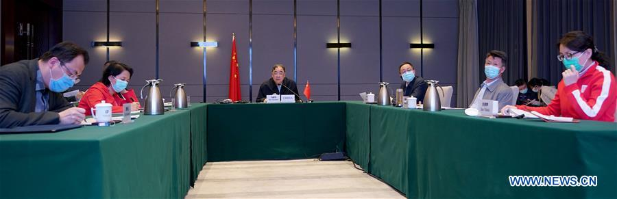 CHINA-HUBEI-WUHAN-G20-HEALTH MINISTERS-MEETING (CN)